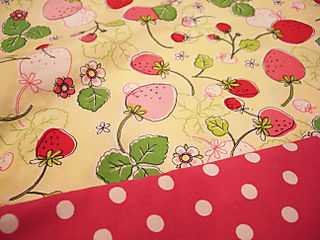 Fabric for apron