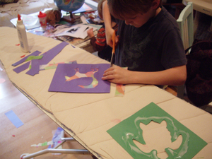 Cutting_out_stained_glass_windows